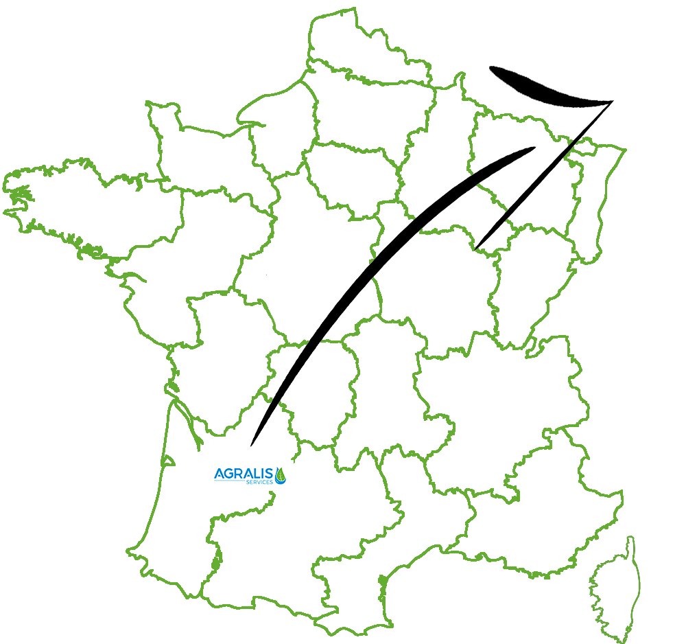 pilotage irrigation